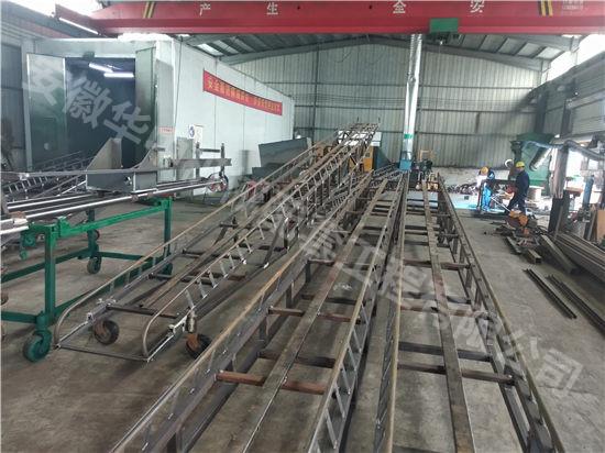 输送机的焊接机架